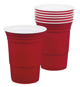 Red cups- mukit.