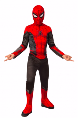 Lasten Spiderman- asu