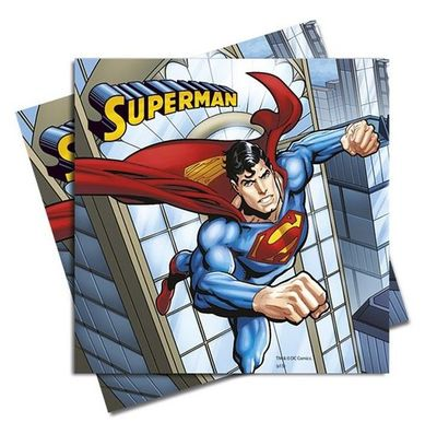 Superman-servetti