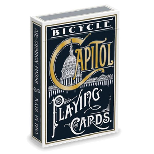 Bicycle® Capitol- pelikortit